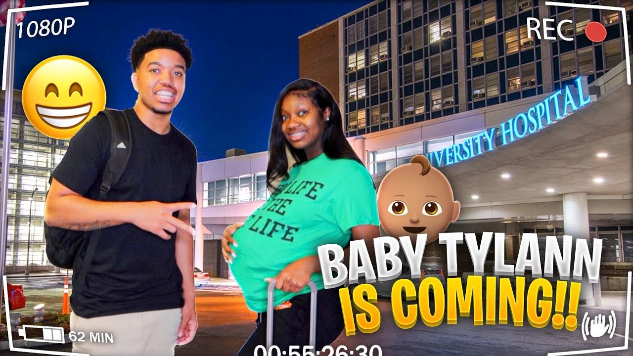 BABY TYLANN IS COMING!!!