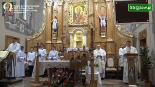 Liturgia Wigilii Paschalnej Parafia Strażów 15 04 2017