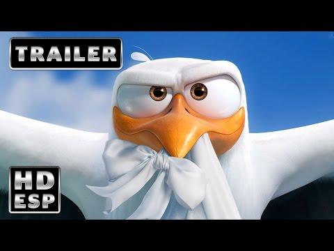 Cigüeñas (Storks) - Tráiler 1 en Español [HD]