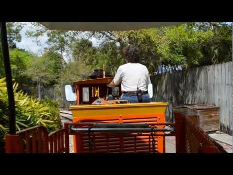 Brevard Zoo Train #1 Melbourne, Florida 3.23.2013