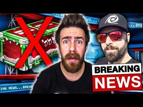 INSANE ROCKET LEAGUE NEWS FOR DECEMBER (Goodbye Old Crate Openings, Keemstar Gets Involved, & More) thumbnail
