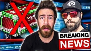 INSANE ROCKET LEAGUE NEWS FOR DECEMBER (Goodbye Old Crate Openings, Keemstar Gets Involved, & More)