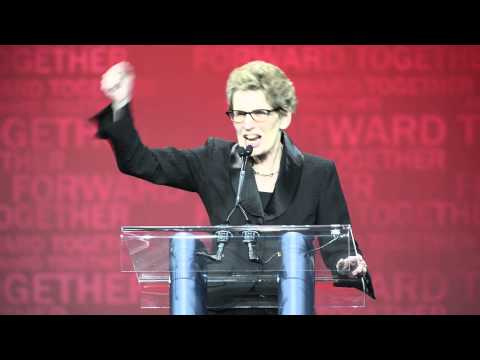 Kathleen Wynne to be Ontario's first female premier