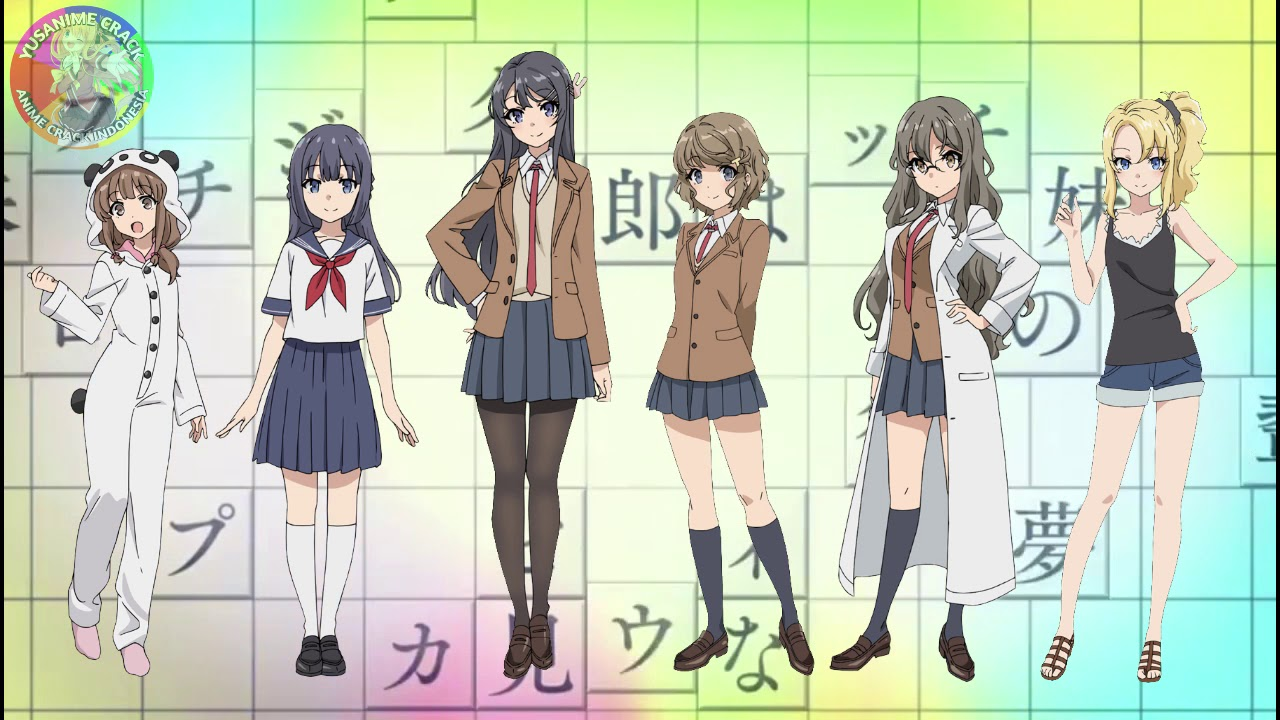 Rascal Does Not Dream Of Bunny Girl Senpai Video Breaks Down The