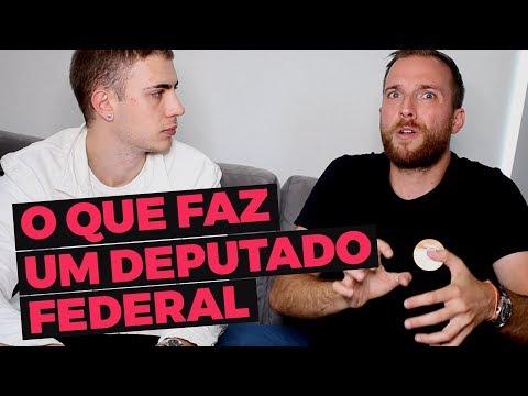 Absurdos do Sistema Político Brasileiro Ft. Vinicius Poit