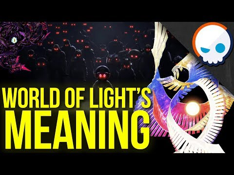 World of Light: The Story Explained - Super Smash Bros. Ultimate Theory | Gnoggin thumbnail