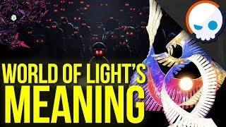 World of Light: The Story Explained - Super Smash Bros. Ultimate Theory | Gnoggin