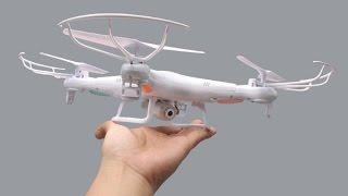 Drone X5c avión lo mas alto que vuela. Sorprendente