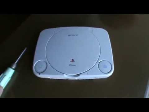 Ремонт Sony Playstation One Slim