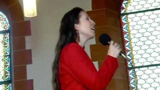 Ein schöner Tag - Amazing Grace - Hochzeit - Kirche - Sängerin -  Mainz - Wiesbaden - Taufe
