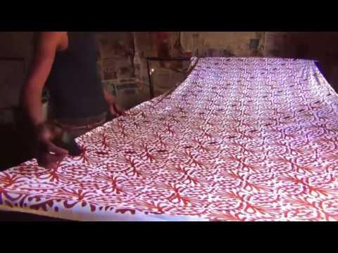 Batik Printing Ujjain