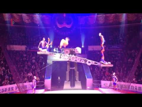 Wuhan International Circus Festival 2012 - Show A