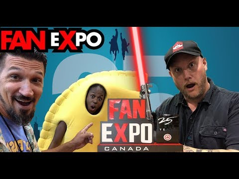 Fan Expo 2019 Video Roll