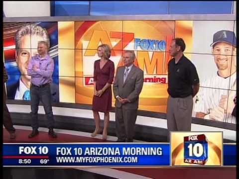 House of Broadcasting Event Covered on Fox 10 Arizona