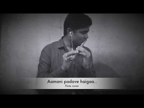 Aamani padave haigaaa Flute cover from...