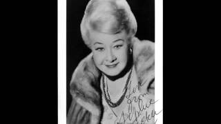 Sophie Tucker Sings  A Yiddishe Mamma