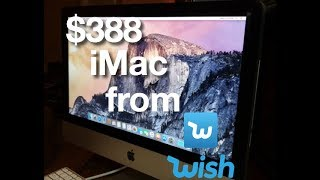 $388 iMac from the Wish App | Can it play ROBLOX????