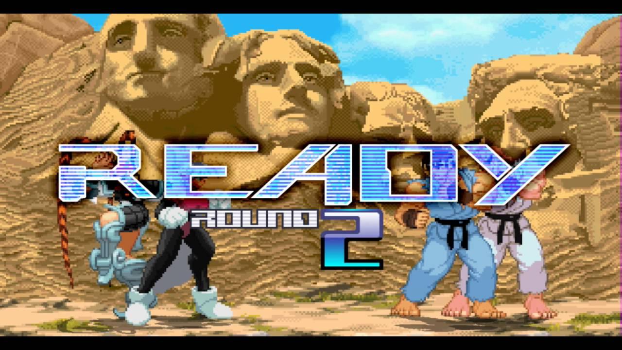 tia ling catfaight 【M.U.G.E.N.】 Tag Battle: Roomi & Mai-Ling vs Ryu & Ken