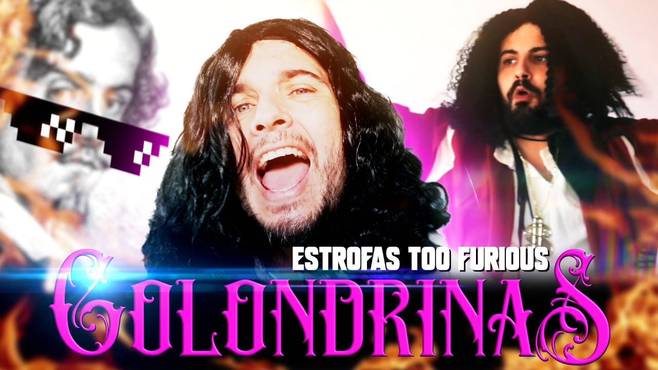 Golondrinas - Estrofas Too Furious Feat. Bécquer