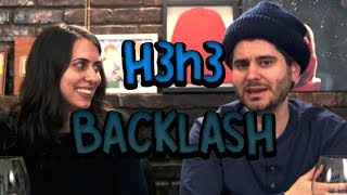 H3H3 backlash explained - my opinion  (in less than 3 minutes)