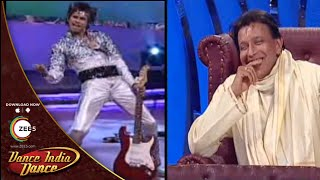 Siddhesh Pal MIND BLOWING TRIBUTE To Mithunda - Dance India Dance