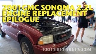 Gmc Sonoma Engine Series