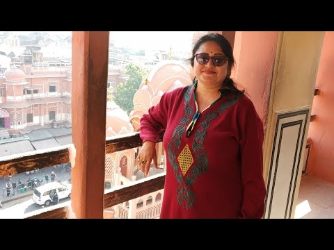 Explore Hawa Mahal on good👍 living channel||Explore Rajasthan ||Best Tourist places in India