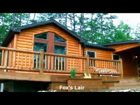 West Virginia Vacation Cabins