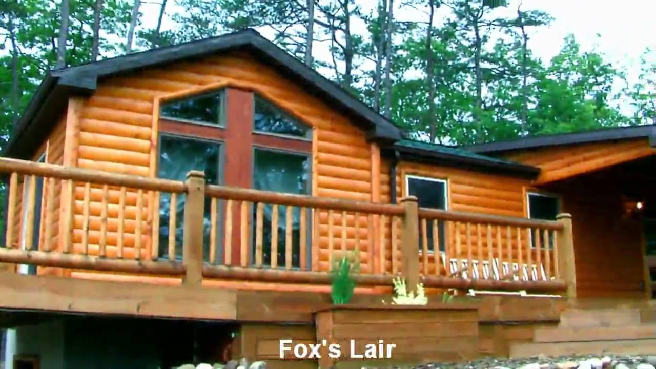 West Virginia Vacation Cabins   YouTube