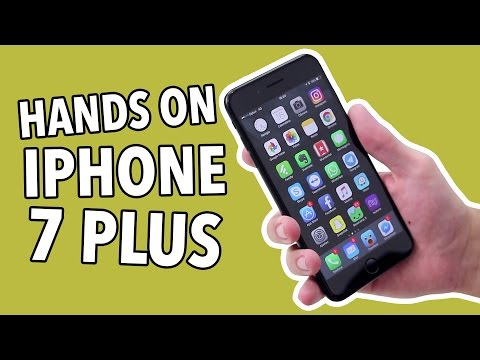 Download Youtube: HANDS ON: IPHONE 7 PLUS
