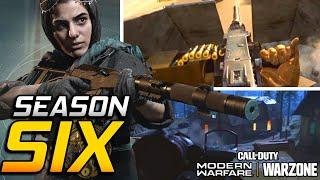 Season 6 Official Trailer/Roadmap | New Warzone Modes, Guns, Operators, Maps & More | 1.27 Update