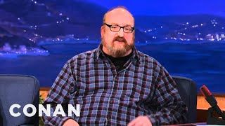 "Brian Posehn: ""Star Wars"" Was My Vietnam! - CONAN on TBS"