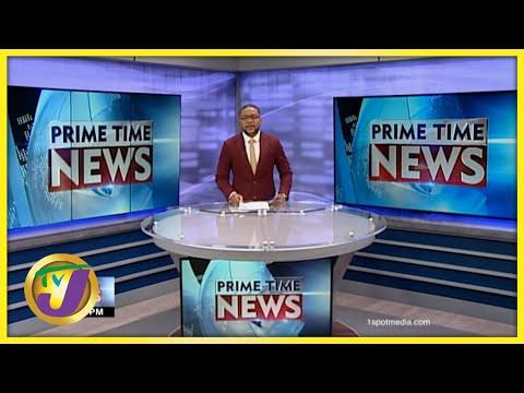 Jamaican News Headline   TVJ News - July 25 2021