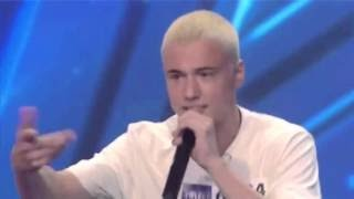 Eminem - ALL Best Rap Auditions Got Talent Worldwide thumbnail