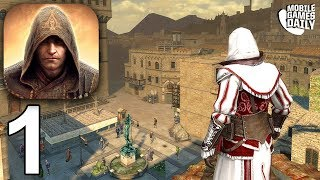 Assassin's Creed Identity - Italy Campaign - Gameplay Walkthrough Part 1 (iOS Android)