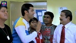 Nithiin And Dharmavarapu Subramanyam Class Room Comedy Scene || Telugu Comedy Scenes || TFC Comedy