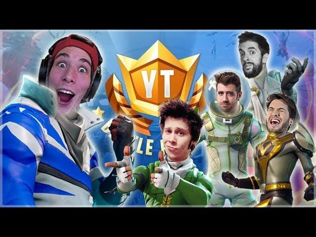 Torneo RUBIUS / Youtube FORTNITE Battle Royale