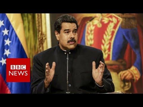 Venezuela-US relations 'at lowest point'- BBC News