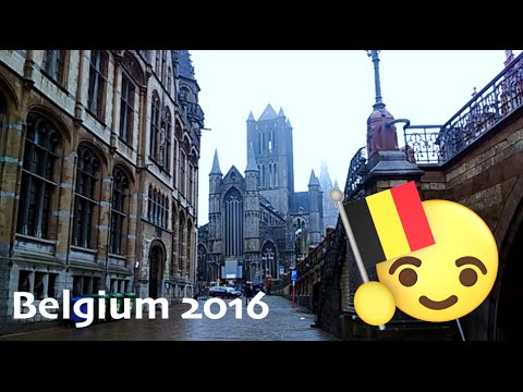 Visiting Belgium! | Brussels, Bruges and Gent road trip.