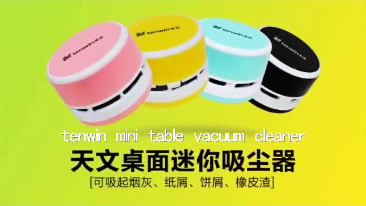 Mini Cute Personality Household Vehicle Handheld Desk Table Keyboard Vacuum  Cleaner