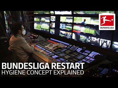 The Bundesliga Hygiene Concept Explained | Bundesliga Restart 2019/20