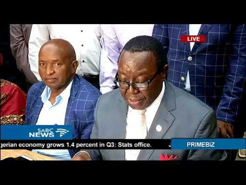 ZANU-PF briefs the media on impeaching Mugabe