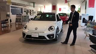 ビートル最速!? **The Beetle 2.0R-Line** DWAご紹介動画 Volkswagen池上