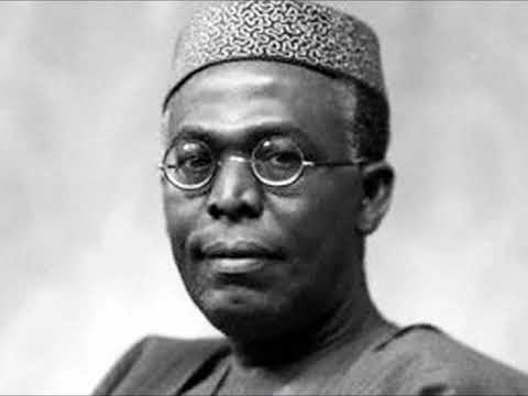 Chief Hubert Ogunde - Obafemi Awolowo