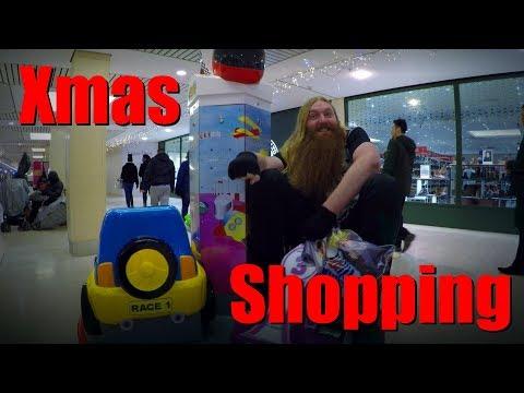 Metalhads go Xmas Shopping
