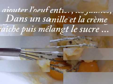 gâteau-marguerite-à-la-vanille-et-aux-pépites-de-chocolat