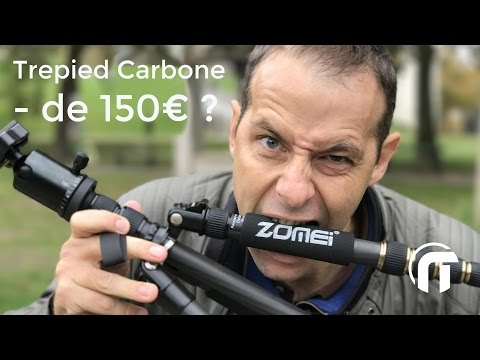 Trepied Carbone zomei 699C   Test