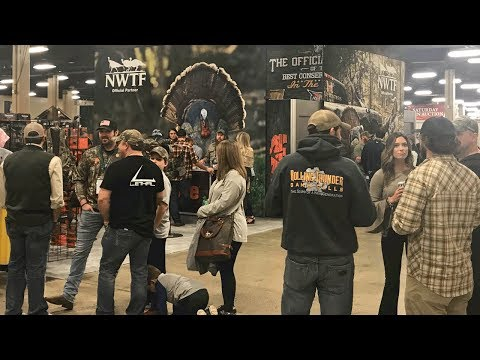 Walking Through The 2018 NWTF Convention