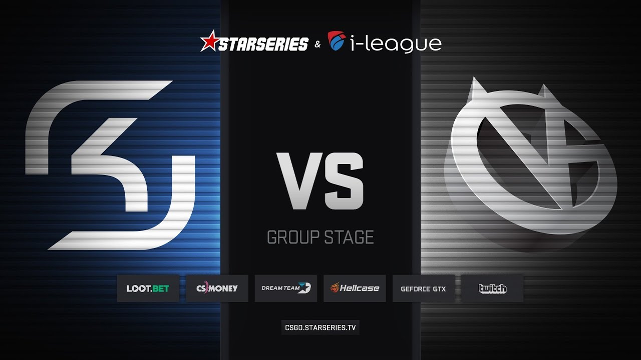 MIBR vs Flash - StarSeries 5 Group Stage - starladder com