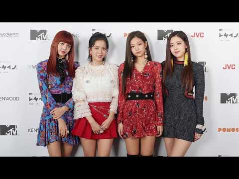 [fancam] 170927 BLACKPINK @ MTV Video Music Awards Japan